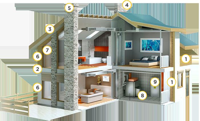 Технологии каменного строительства