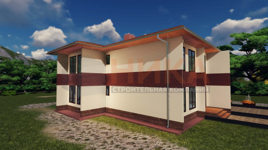 Фасады проекта Аспер