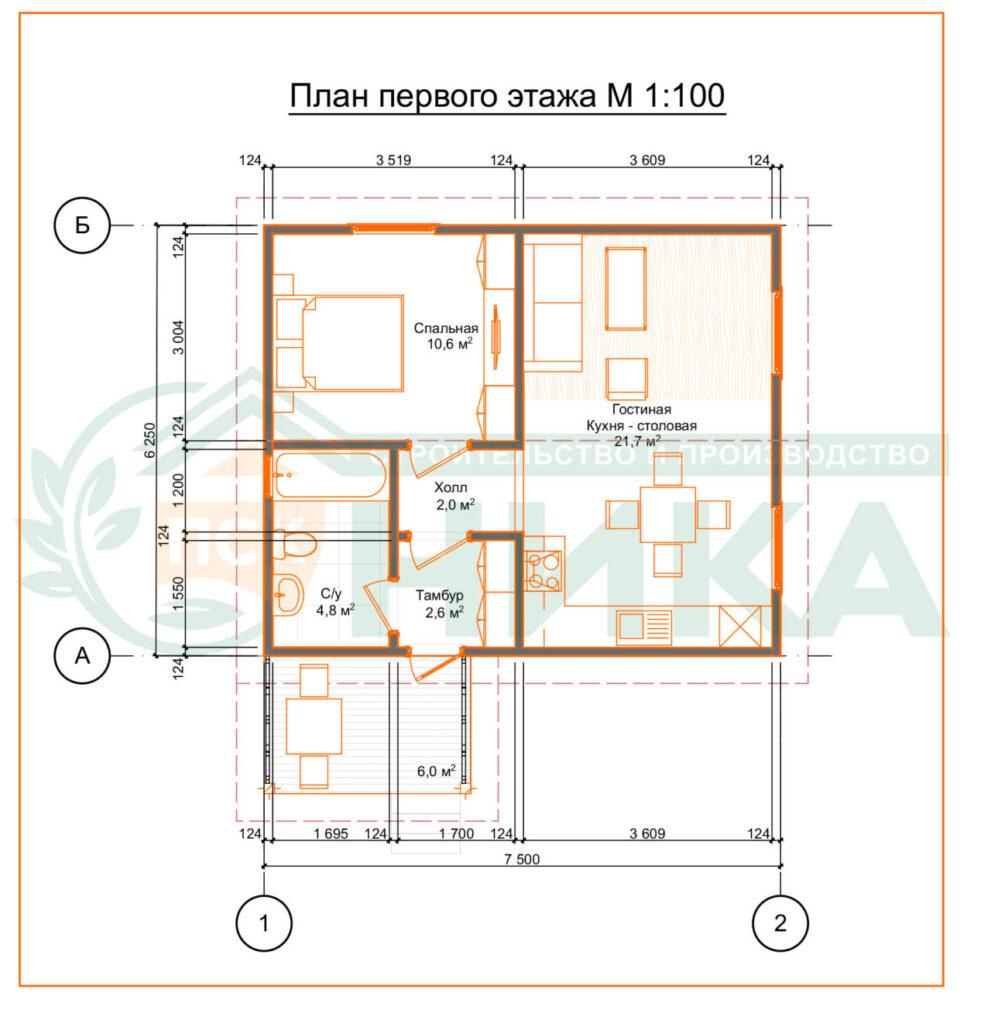 План проекта Мансур